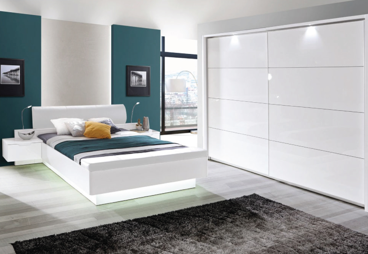 STARLET white - Bedrooms - Furniture factory Numanovic